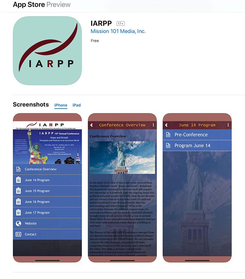 IARPP - APP