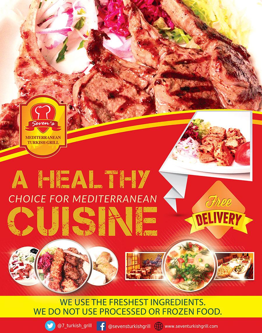 Graphics & Food Photography  -