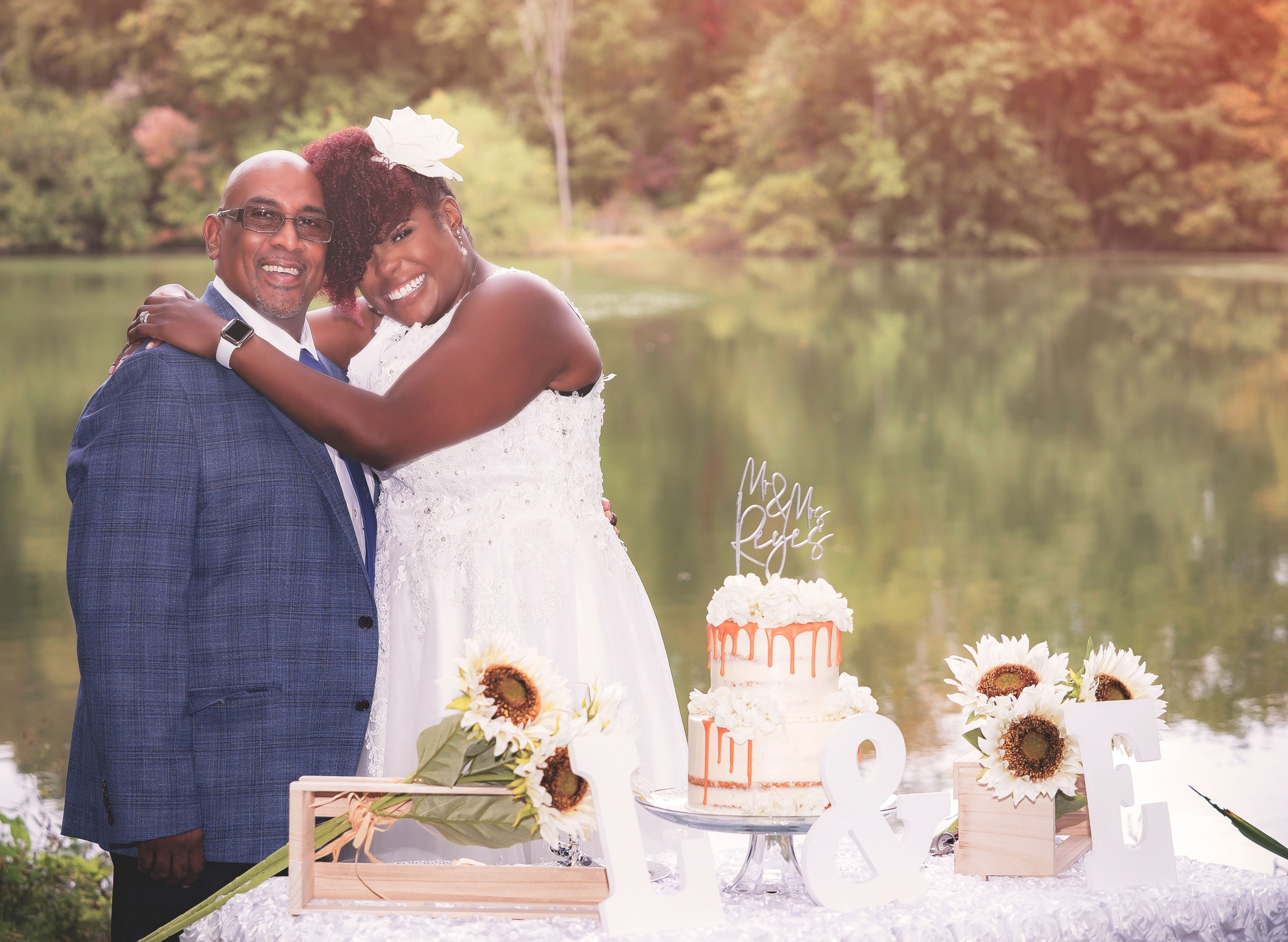 Luci's Wedding - Wedding Photo